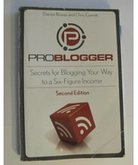 ProBlogger: Secrets for Blogging Your Way to a Si... by Garrett, Chris P... - $6.16
