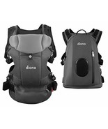 Diono Carus Complete 4-in-1 Child & Baby Carrying System with Detachable Backpac - $123.34