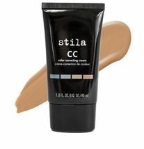 2 Stila CC Color Correcting Cream 06 Tan 1.3 oz Each Full Size Free Ship... - $32.66