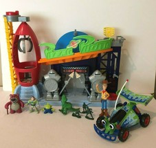 Fisher Price Imaginext Disney Pixar Toy Story 4 Pizza Planet Playset Toy... - $39.99