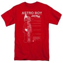 Astro Boy t-shirt Mechanical design Retro 80's TV cartoon graphic tee ABOY104 image 1