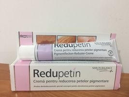 Redupetin Cream 20 ml - For the discoloration of pigment spots - $29.99