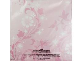 Disney Princess 6x6 Inches Decorative Accordion Photo Album w/Ribbon Closure image 2