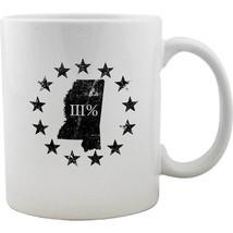 Original Mississippi State III Percenter Mug - €15,39 EUR