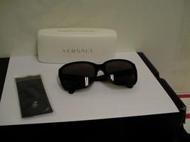 Mujer Versace Nuevas Gafas de Sol Ve4207 108/73 Havana 59mm - $125.87