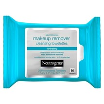 Neutrogena Hydrating Makeup Remover Cleansing Towelettes 25 ea - $5.31