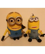 MINIONS - 2 TOYS - AUTOMATED TALKING AND PLUSH - FREE SHIPPING - $23.38