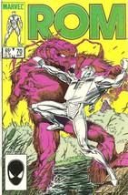 ROM #70 (The Hidden God) [Comic] by Mike Carlin - $9.99