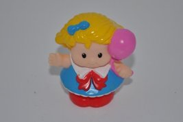 "Little People ""Sarah Lynn with Pink Ballon"" Replacement Figure - Fisher ... - $4.90"