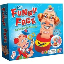 Mr Funny Face( Toys/ Pretend/ Traditional Board Game) - $16.66