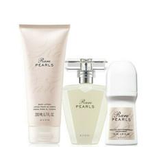 Avon Rare Pearls For Her Trio Set - $39.58