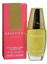 BEAUTIFUL BY ESTEE LAUDER 1.0 OZ EDP SPRAY FOR WOMEN NEW IN BOX - $30.84