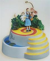 Hallmark 2006 NIB Dorothy and the Munchkins Toto Wizard of Oz Magic Ornament - $49.95