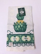 Kay Dee Designs Linen Kitchen Dish Guest Finger Tea Towel Pineapple Frui... - $15.98