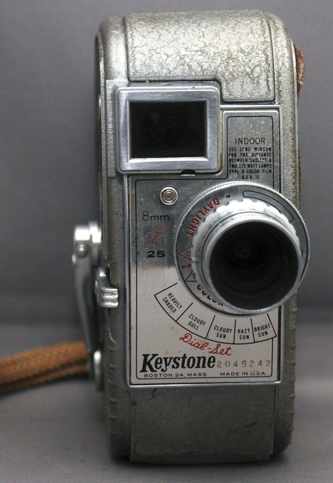 Keystone Dial-Set Capri 8mm Vintage Movie and 49 similar items