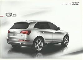 2010 Audi Q5 sales brochure catalog US 10 3.2 quattro S-Line - $8.00