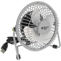Comfort Zone(R) CZHV4S 4 Dual-Powered High-Velocity Fan - $27.51