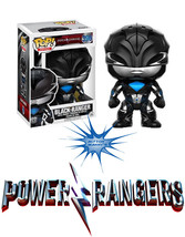 Pop! Movies: Power Rangers - Black Ranger  Funko  Vinyl Figure   *IN STOCK NOW* - $2.97