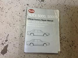 1977 1978 1979 1980 1983 Audi 5000 5000S Servicio Reparar Tienda Taller ... - $24.64