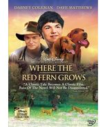Where The Red Fern Grows (DVD, 2004) - $192,32 MXN