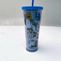 Starbucks California The Golden State Venti 24 OZ Cold Cup Tumbler Plastic - $24.65