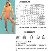 ADULT UNITARD LADIES XL NUDE BEIGE FULL BODY SUIT - $65.00