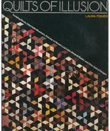 Quilt book: Quilts Of Illusion - $7.87