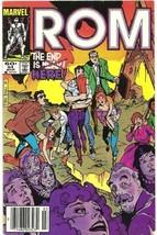 ROM #64 (Worldmerge!) [Comic] by Mike Carlin - $9.99