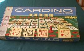 Cardino by Milton Bradley 1970. Contents VGC - $8.75