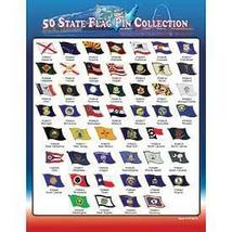 United States,Us Flags 50 Pc Pin Set  - $79.99