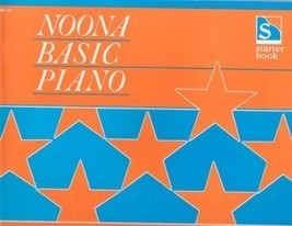 Noona Basic Piano All In One Starter Book (Primer) - $6.95