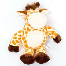 "Fiesta Floppy Giraffe Plush 8"" Orange Brown Safari Stuffed Animal Toy - $17.68"