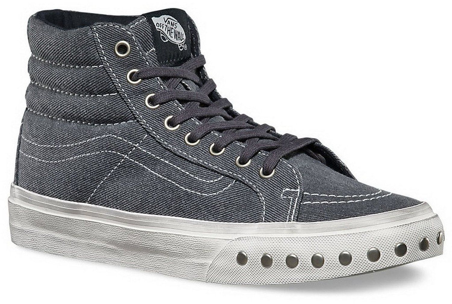 913e42d23f Vans SK8 Hi Slim Overwashed Blue Graphite and similar items