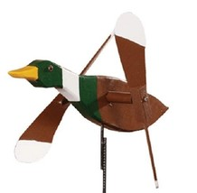 MALLARD DUCK WIND SPINNER - Amish Whirlybird Weather Resistant Whirligig... - £56.94 GBP