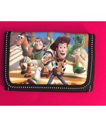 Disney Toy Story Children's Wallet— Boy's Gift More Fun Characters Avail... - $7.00