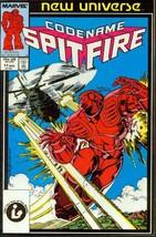 Codename: Spitfire #11 No Win [Comic Book]  - $7.99