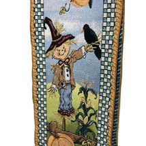 Manual Woodworkers and Weavers Fall Scarecrow Halloween Wall Hang Decor ... - $34.38