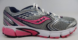 Saucony Liberate Women's Running Shoes Size US 8.5 M (B) EU 40 Silver S15231-2