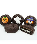 Philadelphia Candies Dark Chocolate Covered OREO Cookies, Halloween Assortment 8 - $14.80