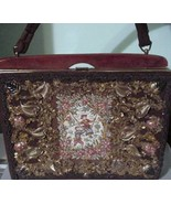 Vintage 1950's Caron Original Jeweled Decorated... - $39.95