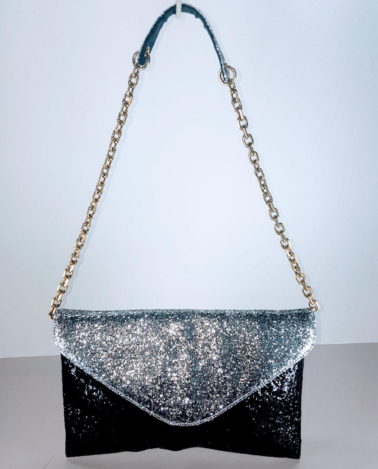 J Crew Glitter Metallic Invitation Black And 50 Similar Items