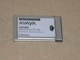 Lucent  / Avaya Partner Remote Access PC Card - $45.00