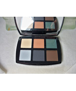 Skinn Talc Free Soiree Shadow Palette 6 gorgeous colors w/ mirror  Large... - £6.94 GBP