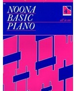 Noona Basic Piano All In One Book 4 (Level 2) - $6.95