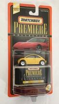 1998 Matchbox Premiere Contemporary VW Concept 1 Die Cast New in Bubble ... - $52.20