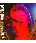 David Bowie Live 1972 Cd Japan Picture Disc TEC... - $34.99