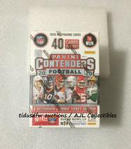 2020 PANINI CONTENDERS NFL BLASTER BOX SEALED - $79.00
