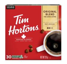 Tim Hortons Original Blend Coffee (30 Pods) - From Canada - $32.99