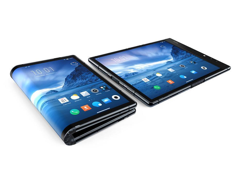 Royole FlexPai 128GB Foldable Smartphone