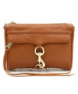 Rebecca Minkoff Mini MAC Convertible Almond Ladies Cross-Body Handbag HS... - $118.76